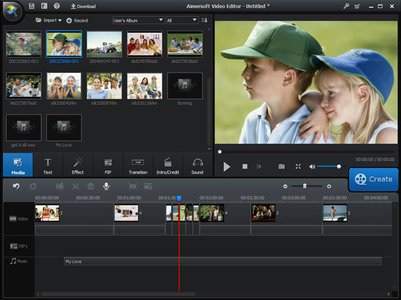 Aimersoft Video Editor 3.5 Full + Serial