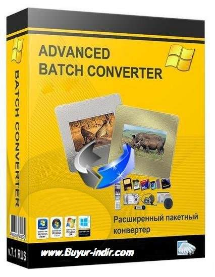 Advanced Batch Converter 7.89 Full