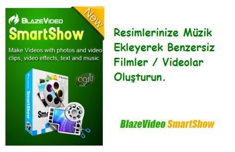 BlazeVideo SmartShow 2.0 Full indir