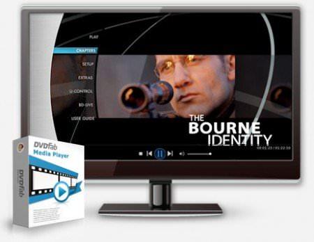 DVDFab Media Player Pro Full indir