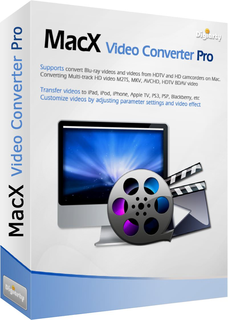 MacX DVD Video Converter Pro Pack 5.0 Full