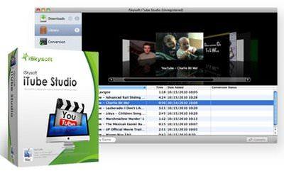 iSkysoft iTube Studio 3.8 Full indir