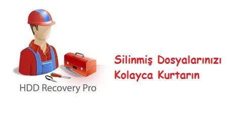 HDD Recovery Pro 4.1 Full indir