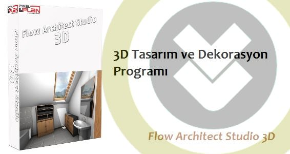 Flow Architect Studio 3D Full indir