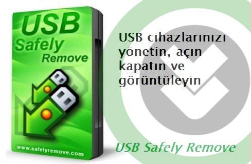 USB Safely Remove v5 Full indir