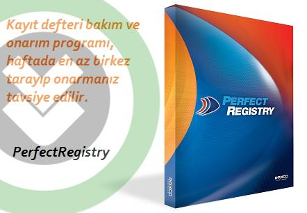 PerfectRegistry 2.0 Türkçe Full indir