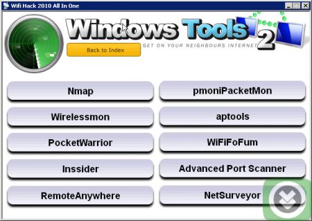 Wifi Şifre Kırma Programları Paketi (AIO)