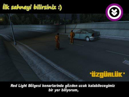 GTA 3 Türkçe Full Rip indir