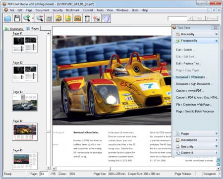 PDFCool Studio v3.84.1400328 Full