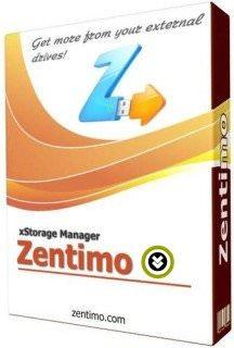 Zentimo xStorage Manager 1.7 Full indir