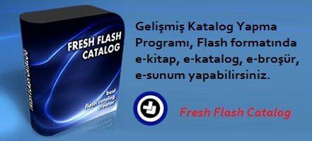 Fresh Flash Catalog 3.7 Full indir