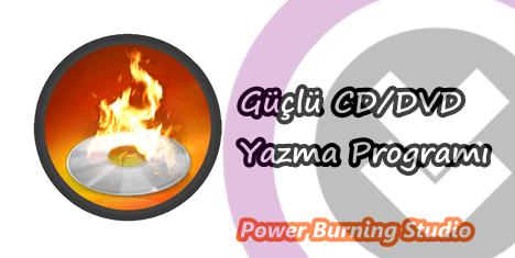 Power Burning Studio 7 Full indir