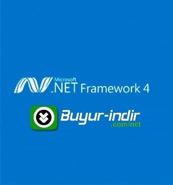 NET Framework 4 Katılımsız indir