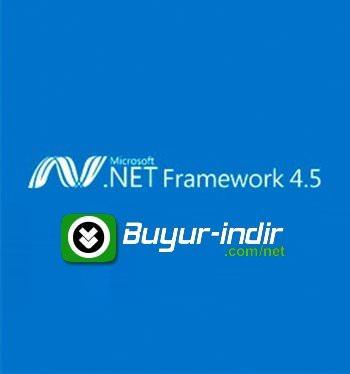 NET Framework 4.5 Katılımsız indir