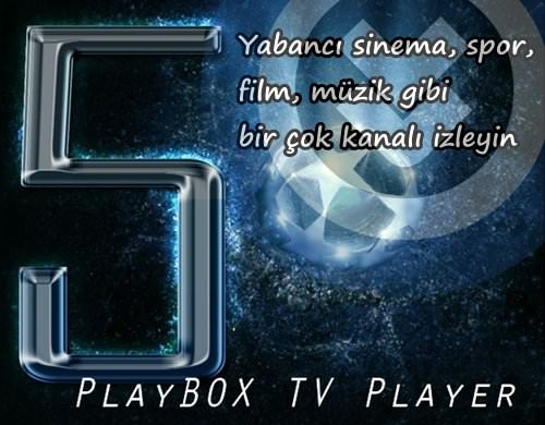 PlayBOX TV Player 2.6 indir