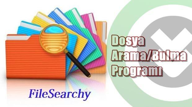 FileSearchy Pro 1.2 Katılımsız indir