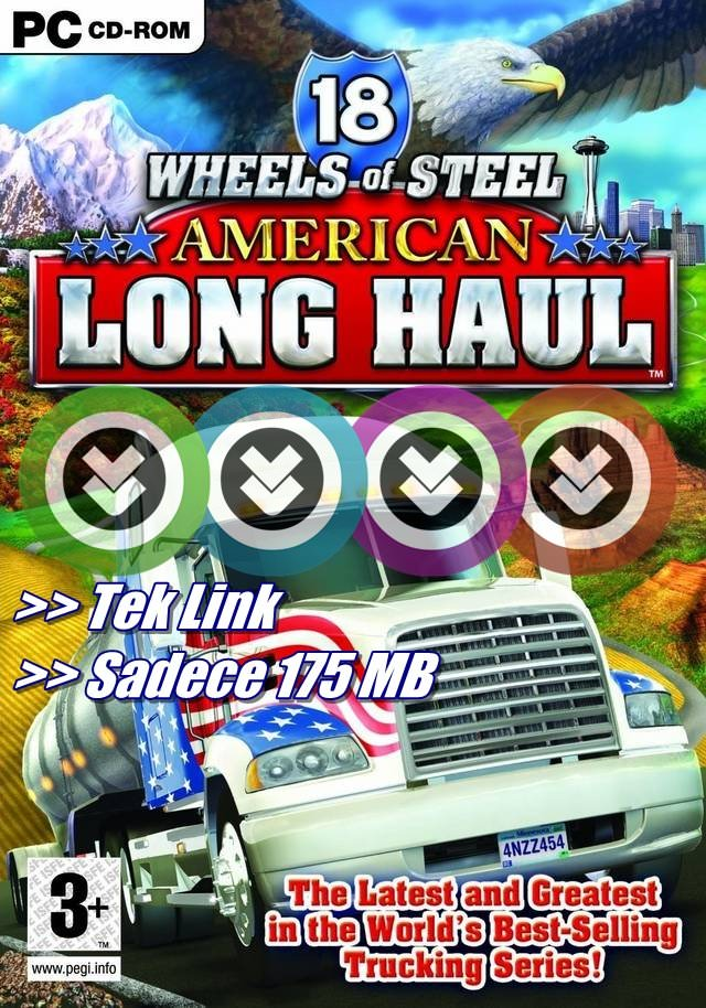 18 Wheels Of Steel American Long Haul indir