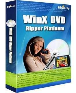 WinX DVD Ripper Platinum v7 Full indir
