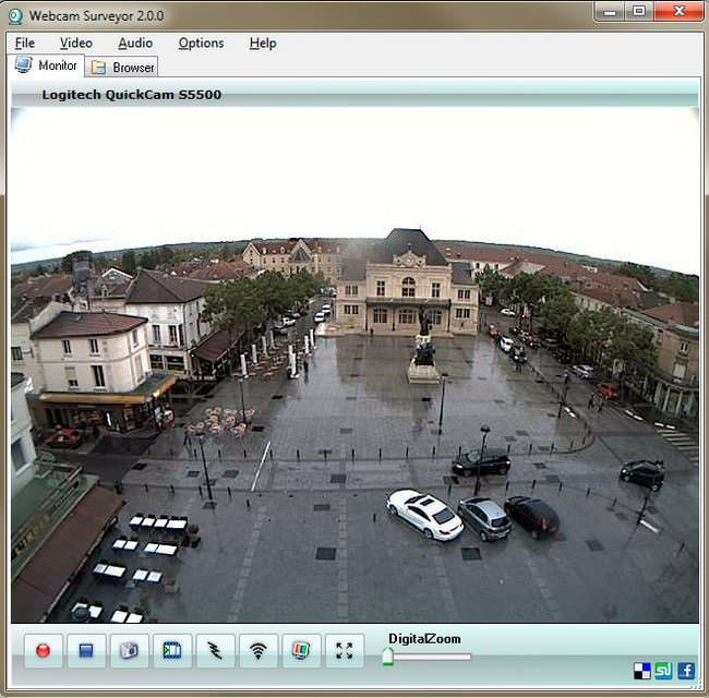 Webcam Surveyor v3.45.1011