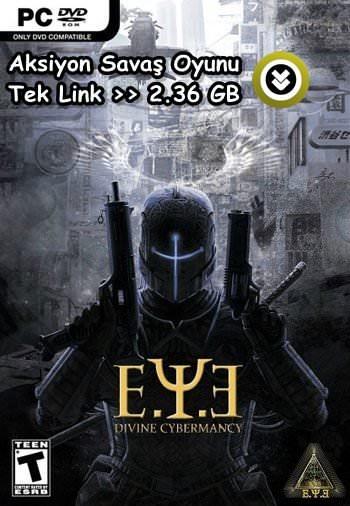 E.Y.E: Divine Cybermancy indir