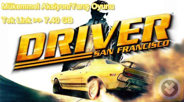 Driver: San Francisco Tek Link indir