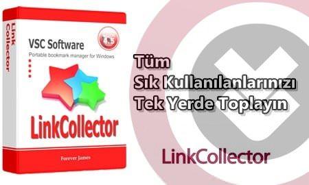 LinkCollector 4.6 Full indir