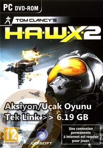 Tom Clancys Hawx 2 Tek Link indir