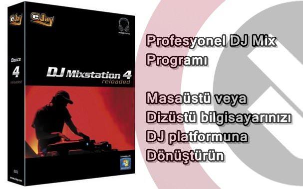 eJay DJ Mixstation 4 Full indir