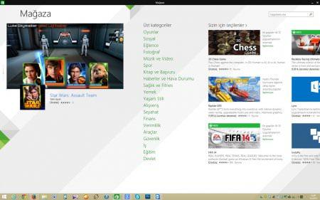 Windows 8.1 Update 1 İndir