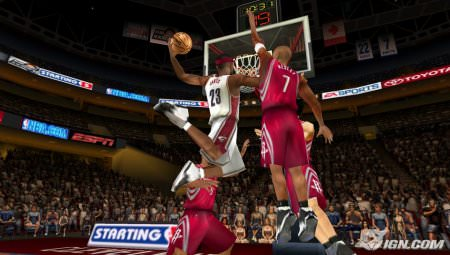 NBA Live 2008 Full Rip indir