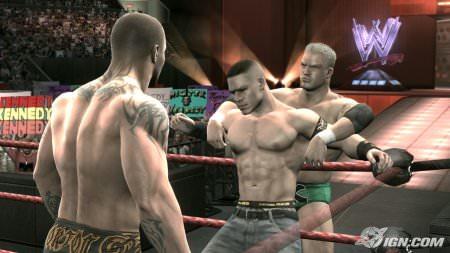 Smackdown Raw 2009 Total Edition Full Rip Tek Link indir