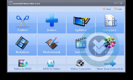 EasiestSoft Movie Editor v4.7.0 Full