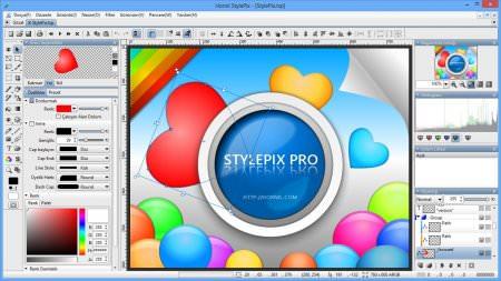 Hornil StylePix PRO v1.14 Türkçe