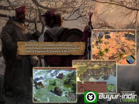 Age of Empires 3 Full indir