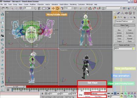 Autodesk 3ds Max 8 Full indir