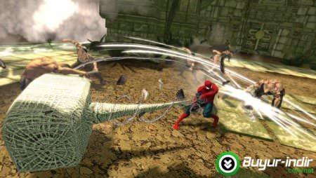 Spider-Man: Shattered Dimensions Tek Link indir