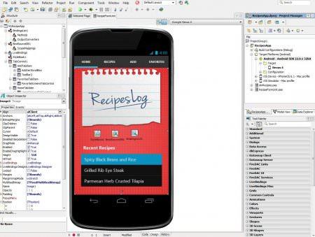 RAD Studio XE6 Architect 20.0 Full indir