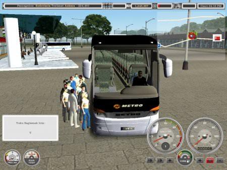 18 WOS Haulin / Otobüs Modu / Türkçe Yama