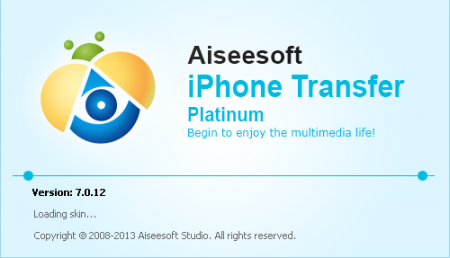 Aiseesoft iPhone Transfer Platinum 7 Full