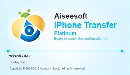 Aiseesoft iPhone Transfer Platinum 7 Full
