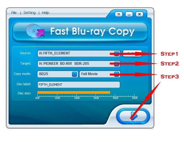 Fast Blu-ray Copy 4 Full