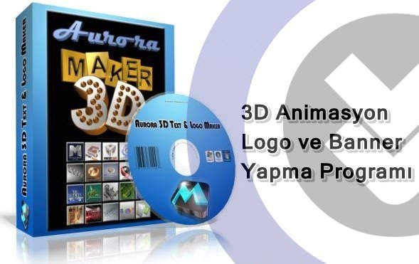Aurora 3D Animation Maker 13 Full indir
