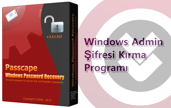 Passcape Windows Password Recovery indir