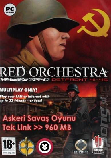 Red Orchestra: Ostfront 41-45 Full indir