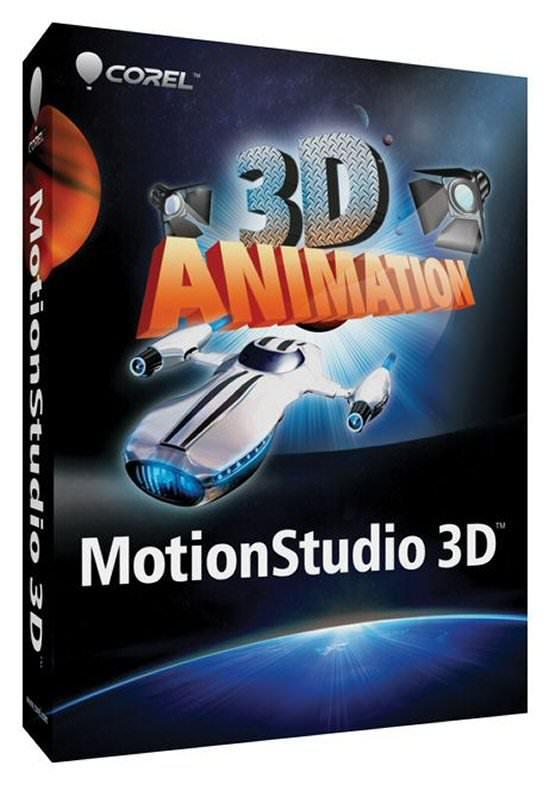 Corel MotionStudio 3D 1.0 Final Full