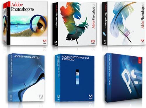 Adobe Photoshop Portable CS3/CS4/CS5/CS6/CC Tüm Sürümler Full