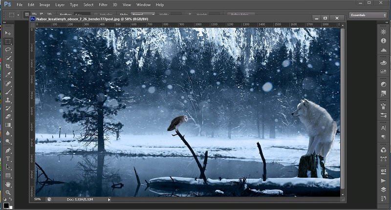 Adobe Photoshop Portable CS3/CS4/CS5/CS6/CC Tüm Sürümler