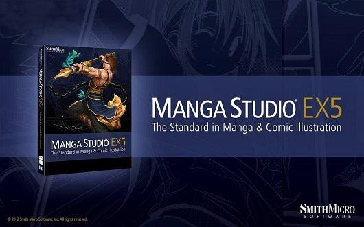 Manga Studio EX 5.0.2 Full