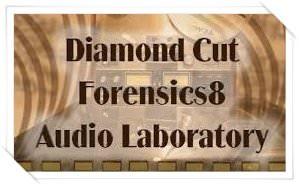 Diamond Cut Forensics8 Audio Laboratory 8 Full