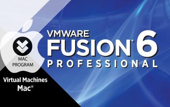 VMware Fusion 6 Professional Full indir